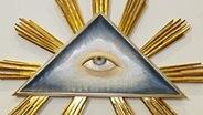 Dreifaltigkeit Auge