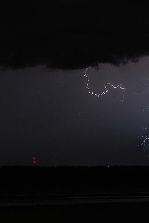 Bilanz: 503.000 Blitze in Niedersachsen gezählt