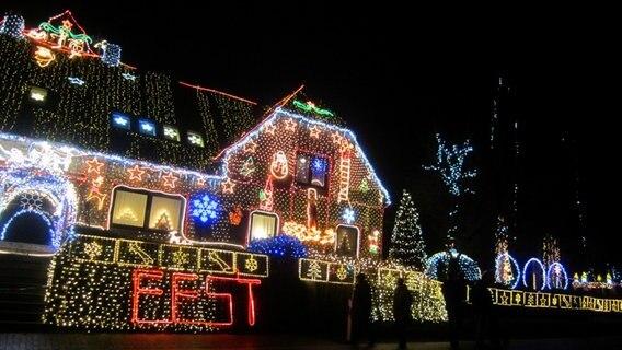 Weihnachtsbeleuchtung Wohnzimmer.Ihre Weihnachtsbeleuchtung Ihr Foto Ndr De Ndr 1 Niedersachsen