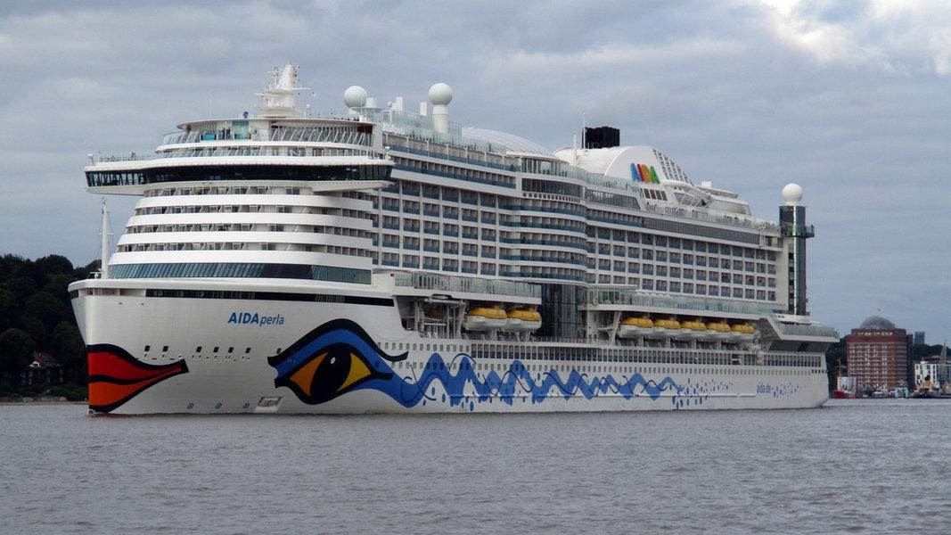 Corona-News-Ticker: Aida Cruises startet heute in die Saison