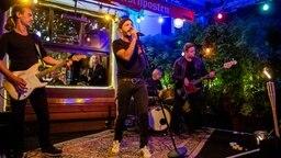 """Die Band """"Selig"""" bei ihrem Auftritt bei """"Inas Nacht"""" © NDR/Morris Mac Matzen Foto: Morris Mac Matzen"""