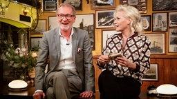 Peter Lohmeyer ist zu Gast bei Inas Nacht. © NDR/ Morris Mac Matzen Foto: Morris Mac Matzen