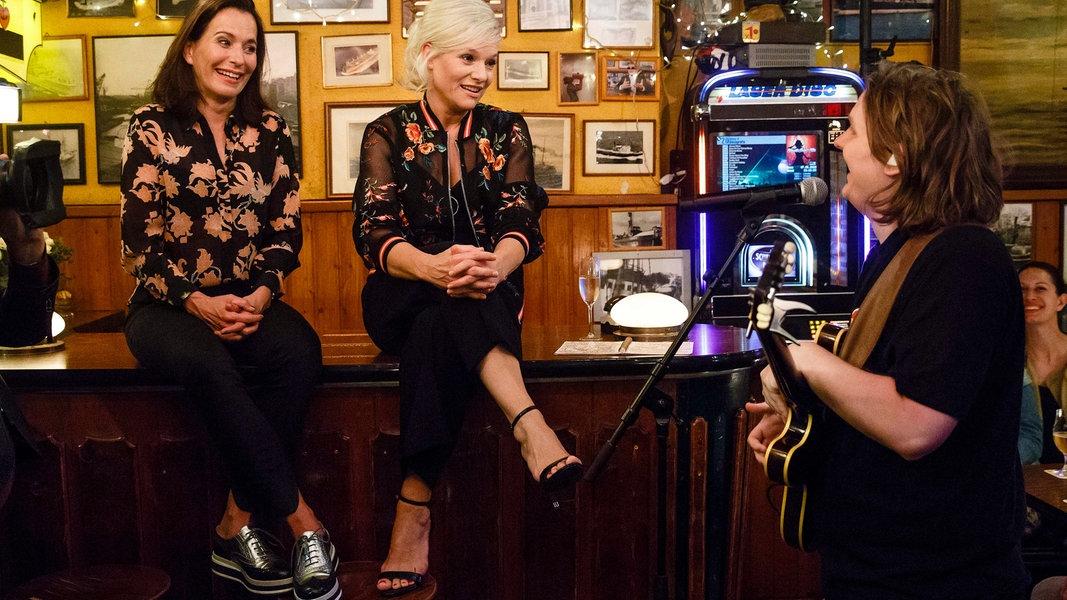 Inas Nacht mit Anne Will und Lars Eidinger | NDR.de ...