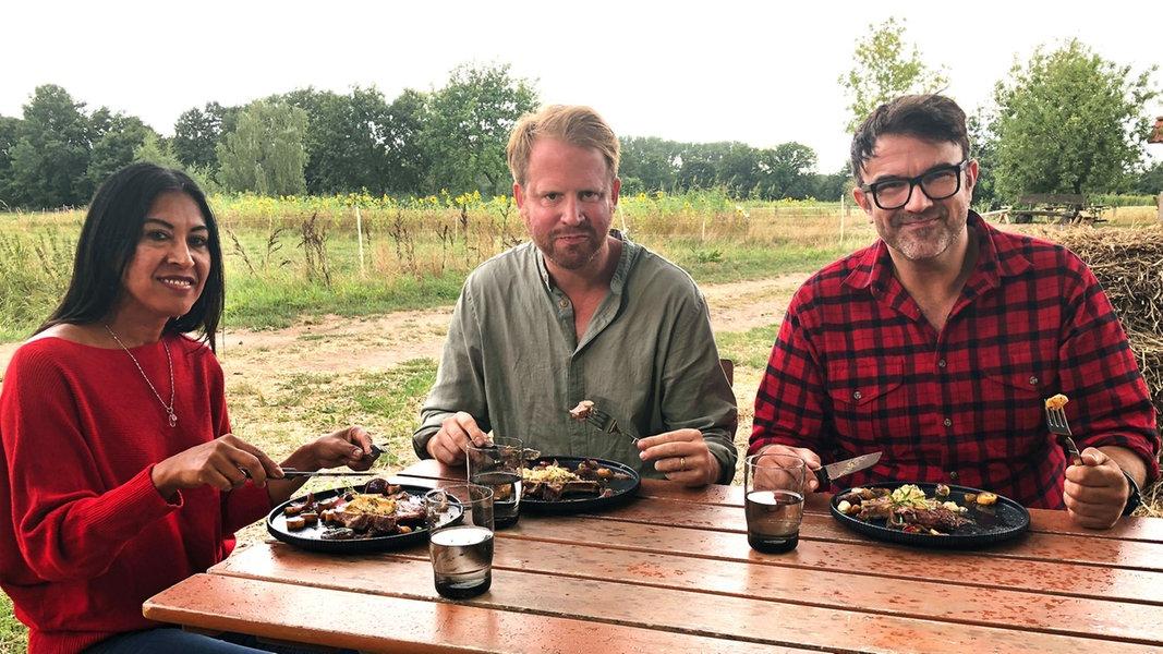 Video: Kotelett in Kirchwerder