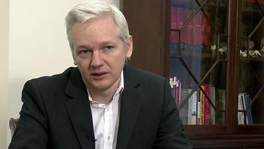 Julian Assange © quickrollproductions