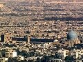 Isfahan - Stadtansicht mit Moschee (Bild: NDR/BR)