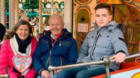 Weihnachten In Ostfriesland Ndr De Fernsehen Sendungen A Z Landpartie