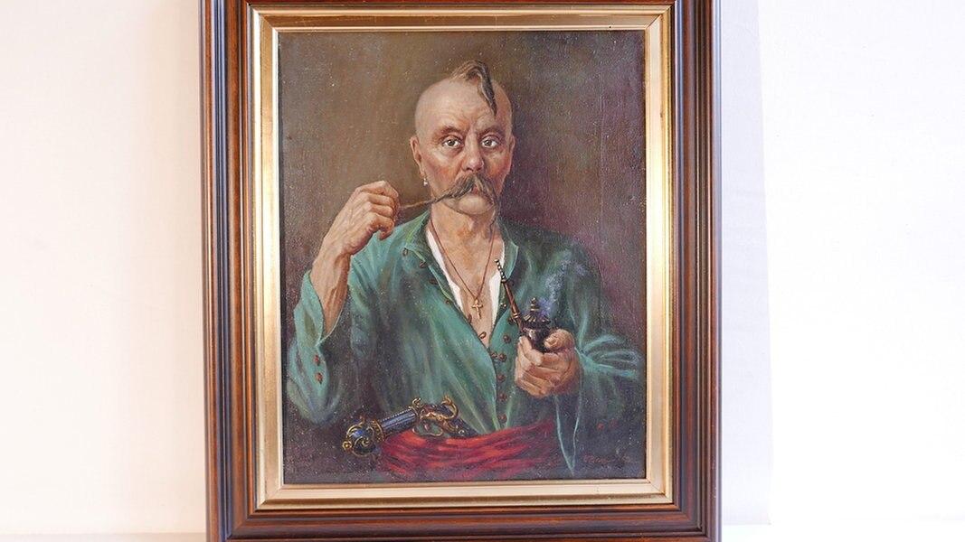 antiquität gemälde antiquitäten kosake – Die Partizipationsplattform ...