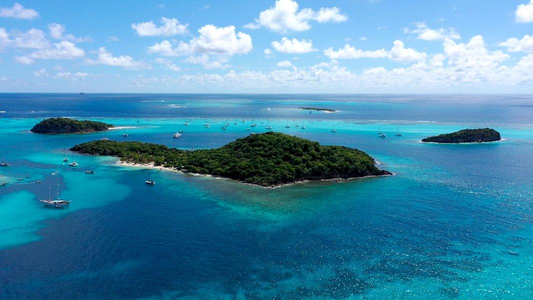 Karibik für Entdecker - St.Vincent und die Grenadinen