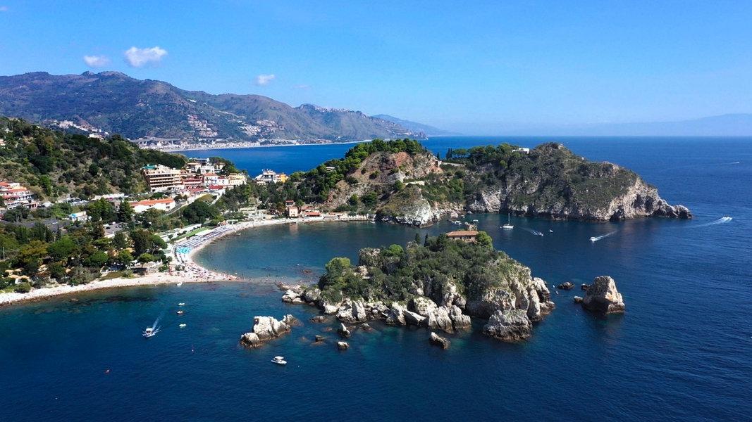 An Siziliens Ostküste - Rund um den Ätna