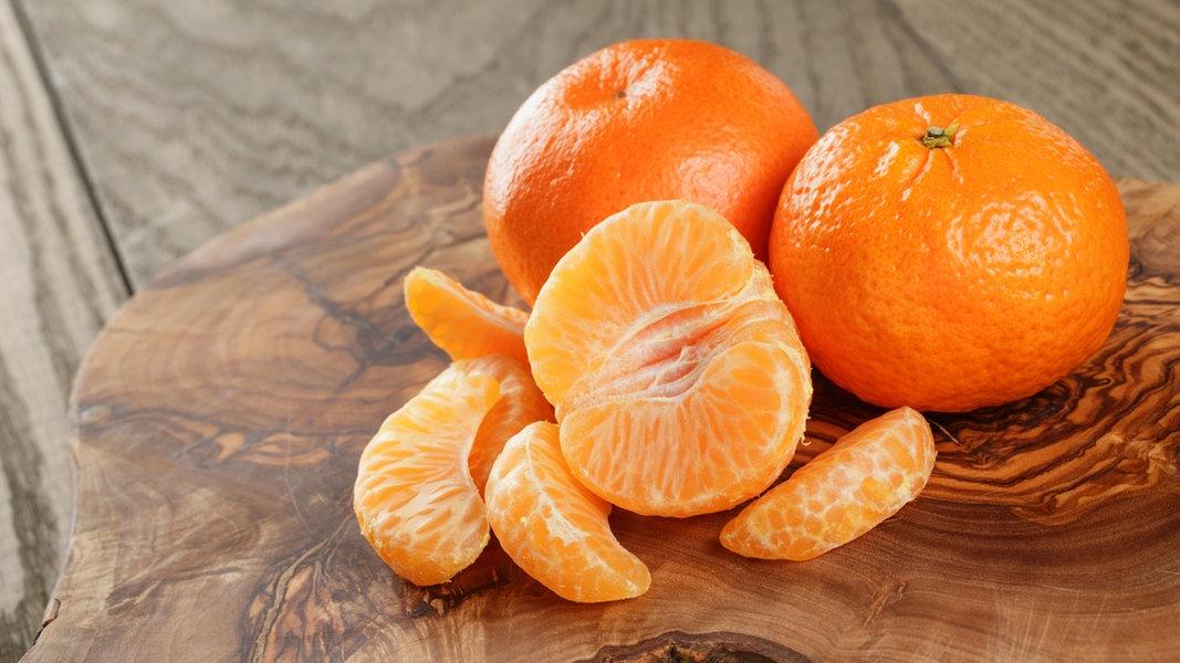 Mandarinen Ohne Kerne