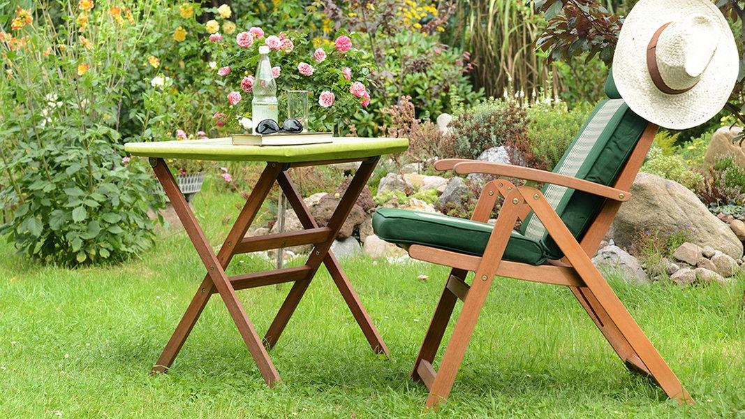 Wie gut sind günstige Gartenmöbel? | NDR.de - Ratgeber - Verbraucher