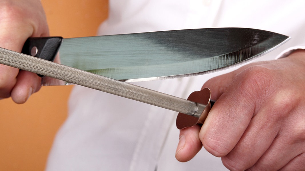 So bleiben Messer lange scharf