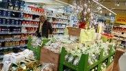 Ostersüßigkeiten in einem Supermarkt © image images Foto: Viennareport