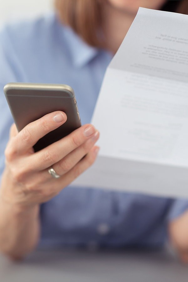 Die Tricks mit Post und Telefon