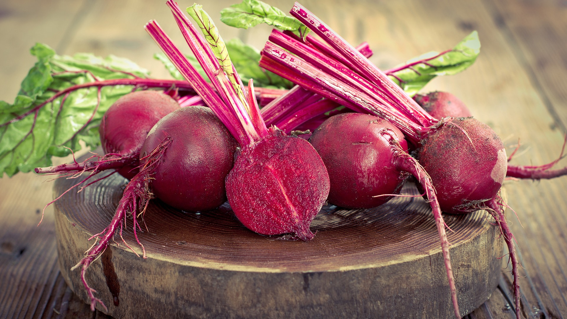 Beete potenz rote ROTE BEETE: