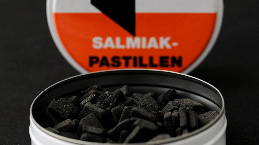 Salmiak Pastillen Salzig Und Gesund Ndr De Ratgeber