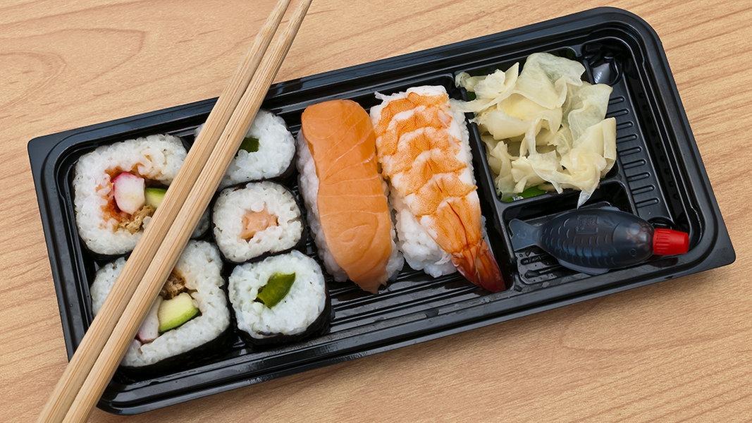 Supermarkt Sushi