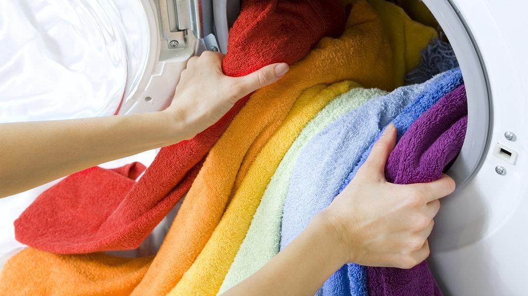 Womit wird Buntwäsche am besten sauber?