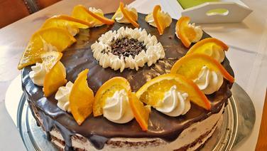 Rezept Schoko Orangen Torte Ndr De Ratgeber Kochen