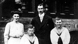 König Christian X. von Dänemark mit seiner Familie um 1910 © Picture-Alliance / Akg-Images