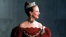 Offizielles Porträt von Königin Margrethe II. aus dem Jahr 1999 © Picture-Alliance / dpa /