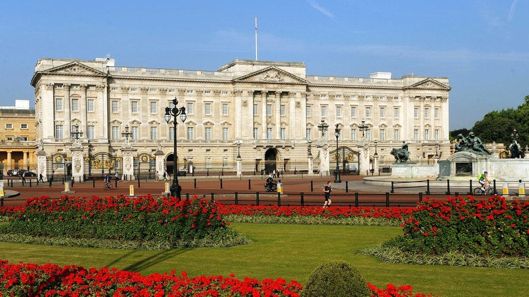 wohnsitz der queen