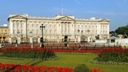 Der Buckingham Palace in London © Picture-Alliance / Empics