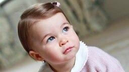 Prinzessin Charlotte © dpa-Bildfunk Fotograf: Hrh The Duchess Of Cambridge