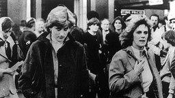 Diana und Camilla Parker-Bowles © Picture-Alliance / dpa / London Express