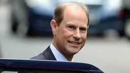 Prinz Edward im Juni 2013 © picture alliance / ZUMA Press