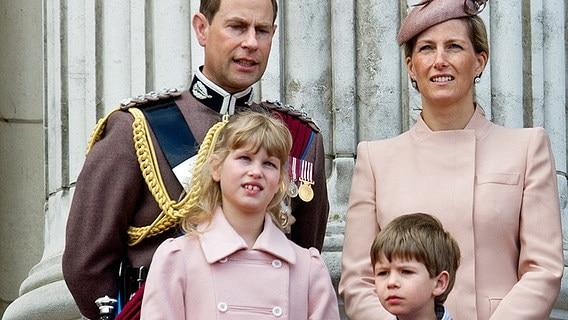 Prinz Edward Der Earl Of Wessex Im Porträt Ndrde Fernsehen