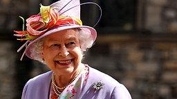 Die britische Königin Elizabeth II.. © Andrew Milligan