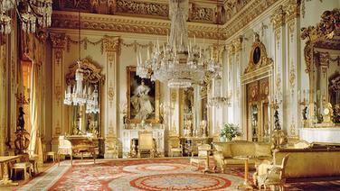 So Wohnt Die Queen Bild 12 Das Erste Royalty Grossbritannien
