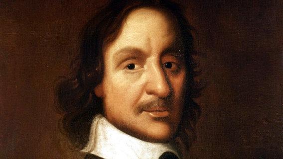 Porträt von Oliver Cromwell (1599-1658) © Picture-Alliance / KPA/ HIP