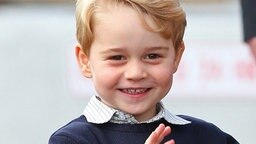 Prinz George im Porträt © Picture-Alliance / Empics Fotograf: Andrew Milligan
