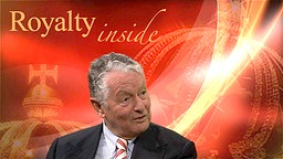 Rolf Seelmann-Eggebert im Interview bei Royalty inside © NDR / Royalty.de