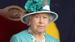 Queen Elizabeth II. bei einem Besuch in Australien im Jahr 2011. © dpa Bildfunk Fotograf: Lincoln Baker
