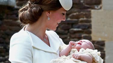 So Schön War Die Royale Taufe Bild 15 Das Erste Royalty