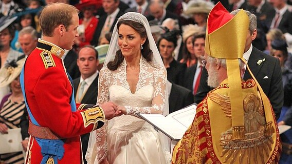 I Will William Und Kate Sind Verheiratet Ndr De Fernsehen