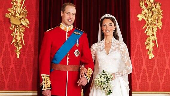 Prinz William Der Herzog Von Cambridge Im Portrat Ndr De