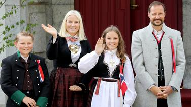Prinzessin Mette Marit Von Norwegen Eine Biografie Bild 12 Das