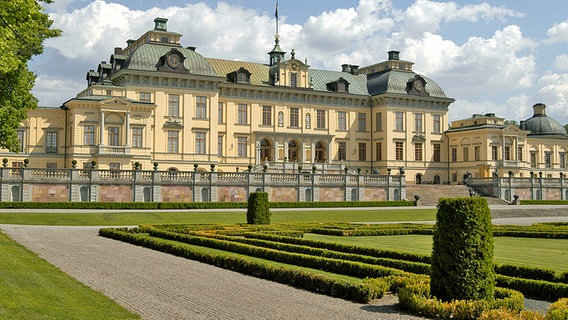 Schloss Drottningholm © Swedish Royal Court Foto: Alexis Daflos
