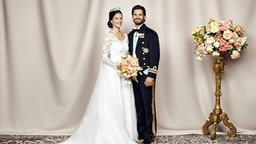 Prinzessin Sofia und Prinz Carl Philip © Kungahuset.se Fotograf: Mattias Edwall