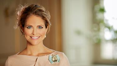 Prinzessin Madeleine © Kungahuset.se Fotograf: Anna-Lena Ahlström