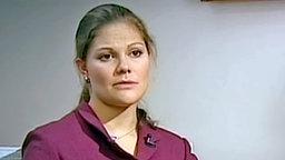 Kronprinzessin Victoria von Schweden © NDR