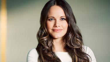 Offizielles Porträt von Prinzessin Sofia von Schweden. © Royal Court Sweden Fotograf: Erika Gerdemark