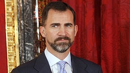Kronprinz Felipe im Februar 2011 © Picture-Alliance / dpa / Cordon Press