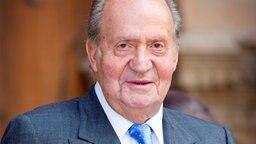Juan Carlos im Porträt (20. April 2014) © Picture-Alliance / dpa Fotograf: Patrick van Katwijk