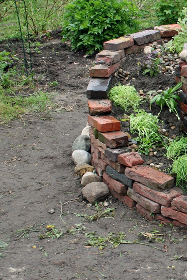 kräuterschnecke selbst bauen